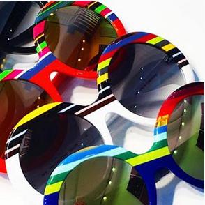 monture sur mesure solaire acetate de cellulose C l'optique lunetorologisterie opticien indépendant strasbourg alsace bas rhin claude fersing luneterologisterie